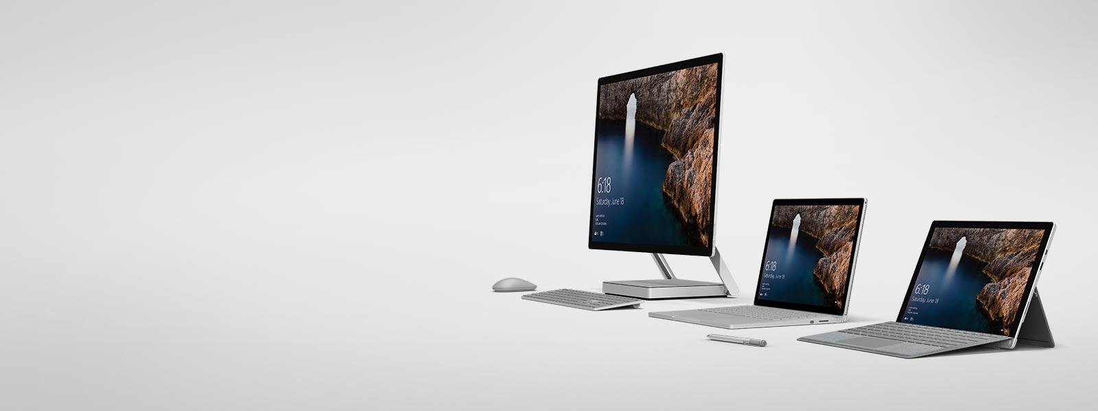 Introducing Surface Studio